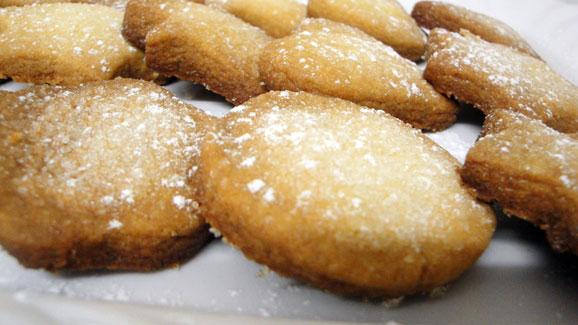 Enjoy Vanilla cookies