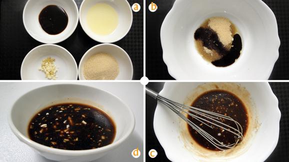 How to make Marinade