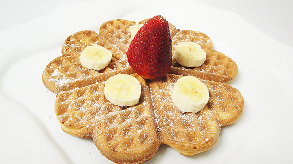 Zimbabwe-food-recipes---Waffle-Breakfast