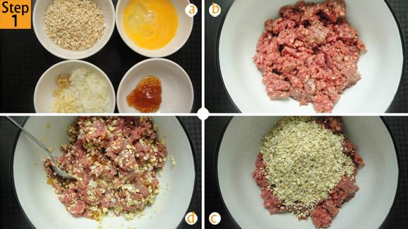 How to make healthy Beef patties | ZimboKitchen.com
