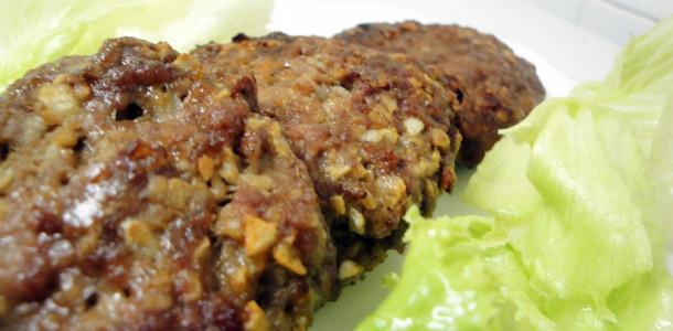 Healthy Beef patties Zimbabwean style