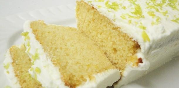 All at once Lemon cake