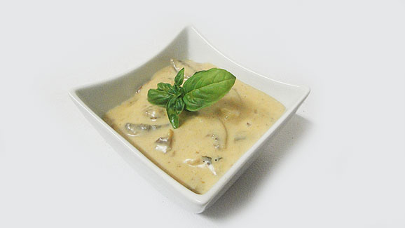 Zimbabwe-Food-Recipes---Creamy-Chunky-Mushroom-Source-(ps)-