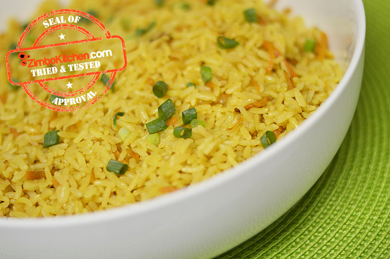 Zimbokitchen-par-boiled-rice-with-garlic-and-onion