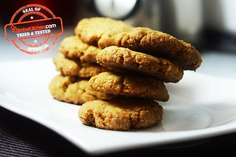 Zimbokitchen coconut cookies