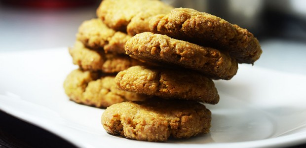 Butter-free coconut cookies