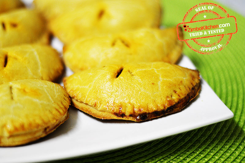 Zimbabwe homemade eat pies