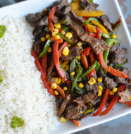 Zimbokitchen_Beef and Kidney Stir-fry