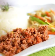 ZimboKitchen Tasty Potato and Mince