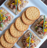 Pilchards-on-Crackers_n_Seal