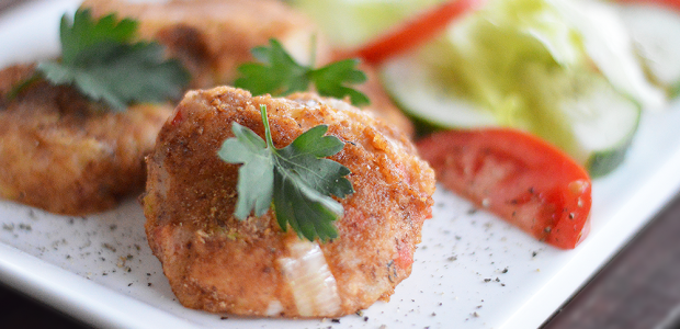 (sponsored) 25 minute Pilchards Fish cakes