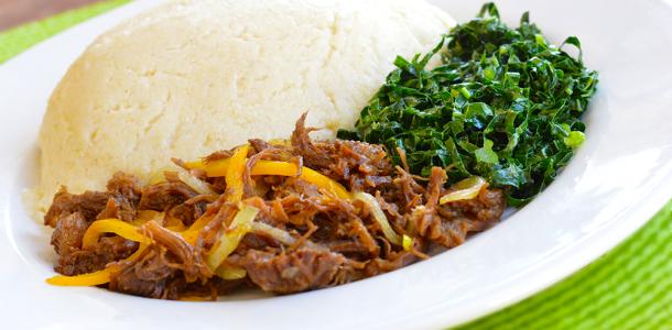 Zimbokitchen Mugayiwa Sadza