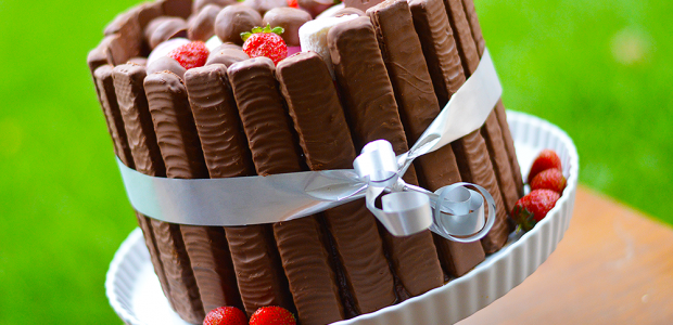 #onthemenuthisholiday Pascall ChocTime Max Mallow Cake
