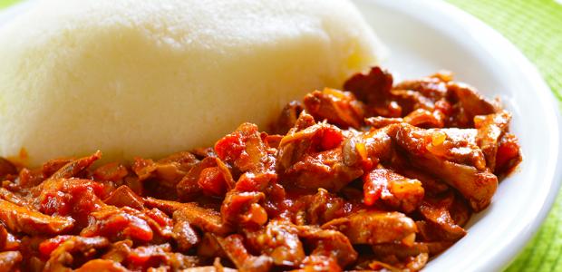 Delightful Chihombiro (Chanterelle) Mushroom Stew