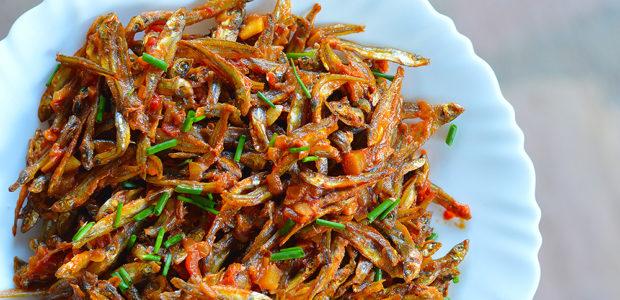 Dried Kapenta (Matemba) Stew