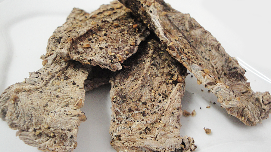 How to make Chimukuyu (Biltong) at home