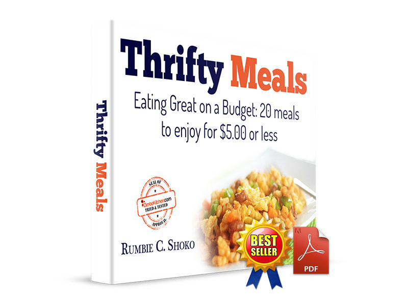 Thrifty meals eating great on a budget zimbokitchen thrifty meals eating great on a budget forumfinder Choice Image